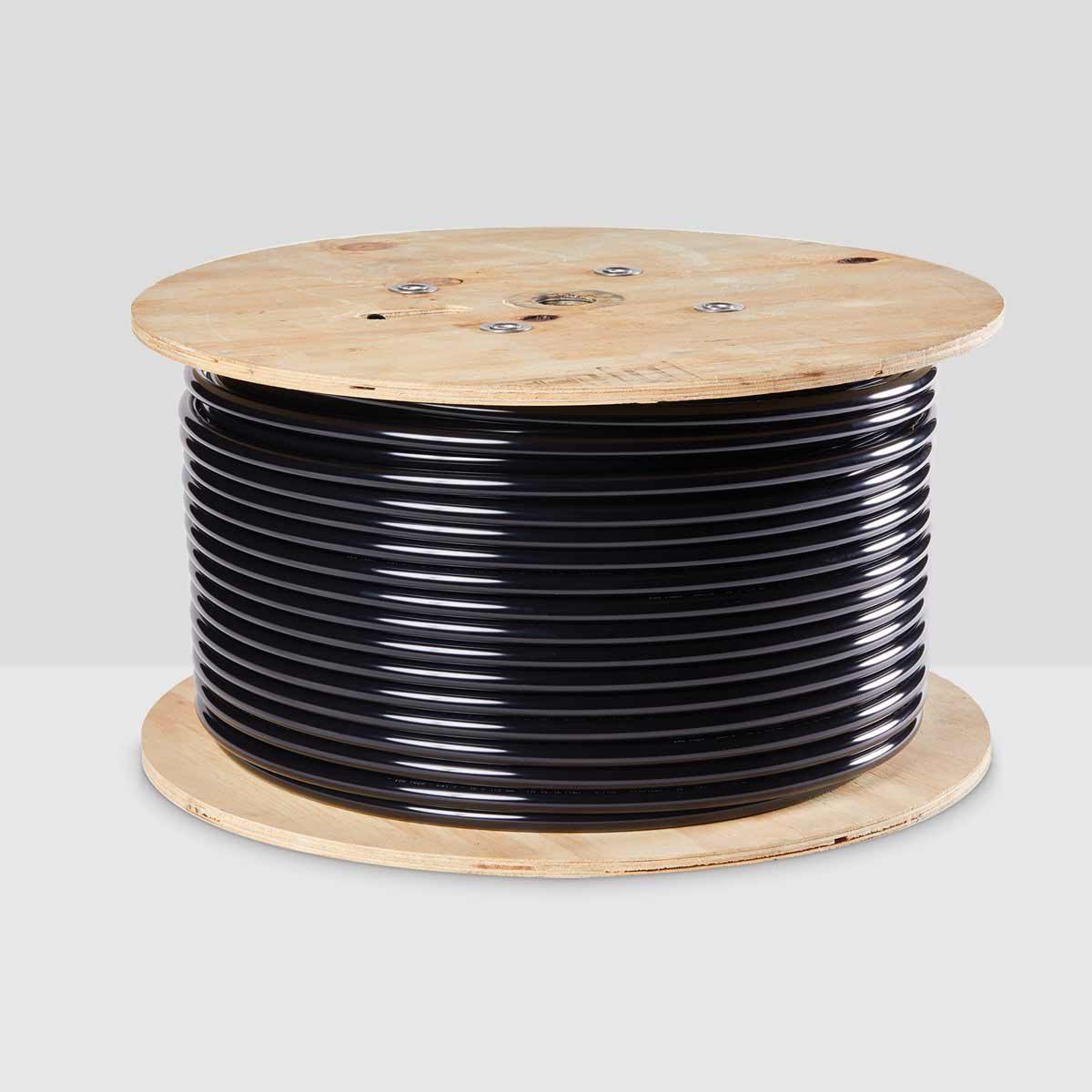 bobine su cui tubi possono essere avvolti in rotoli