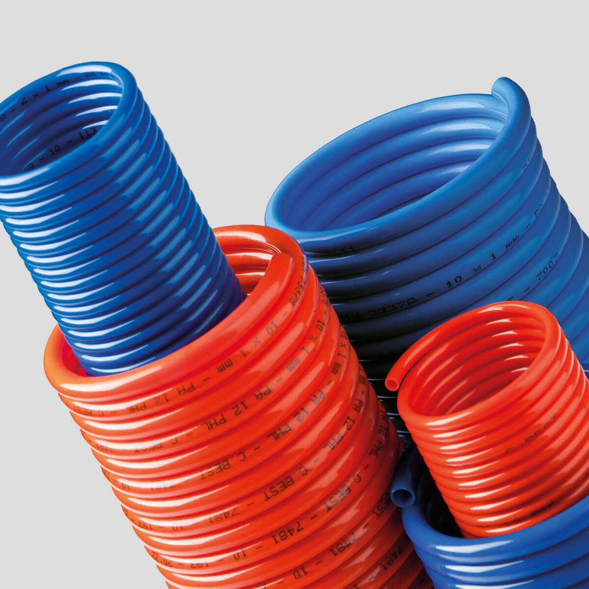 tubi in pa12 c-coil